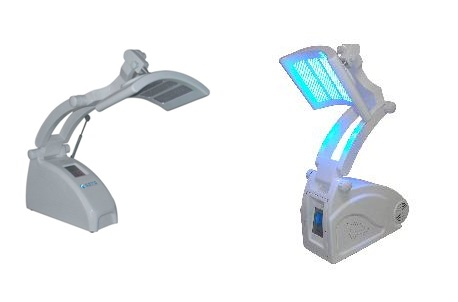 LED light Facial Therapy Photo Rejuvenation